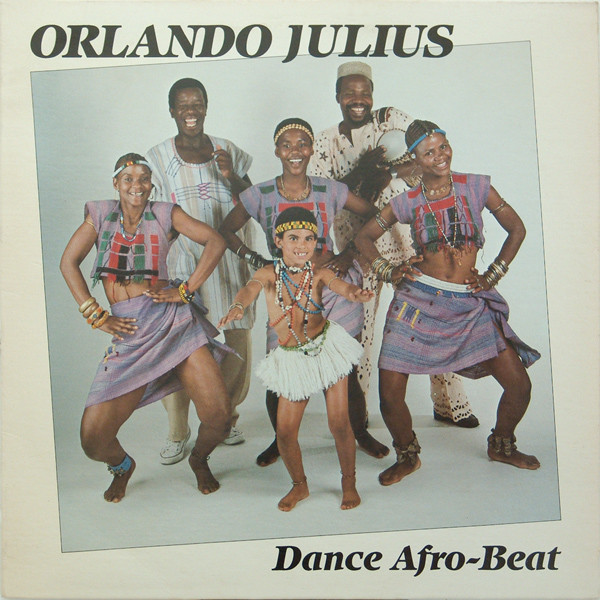 Orlando Julius Dance Afro-Beat