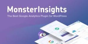 MonsterInsights – Google Analytics Dashboard for WordPress (Website Stats Made Easy)