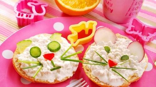 Penjualan Online Untuk Makanan Anak