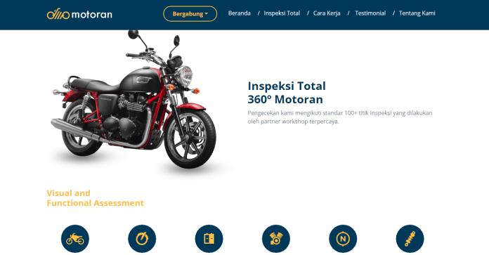 Situs Motor Bekas Motoran