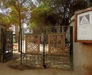 Wissa Wassef Art Center gate