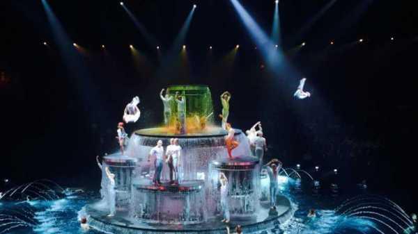 Cirque Du Soleil- Le Reve