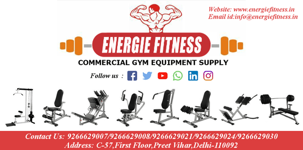 chair gym setup outdoor lounge cushions how much does it cost to open a in india quora if you want and fitness center depends on the size of your location then which types equipment install