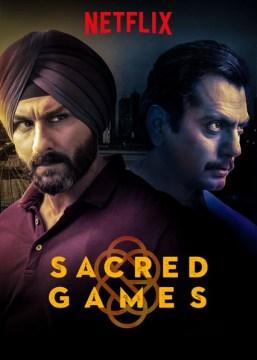 DownloadSacred Games (2018) Season 1 Netflix Complete Hindi WEB Series 480p    720p WEB-DL
