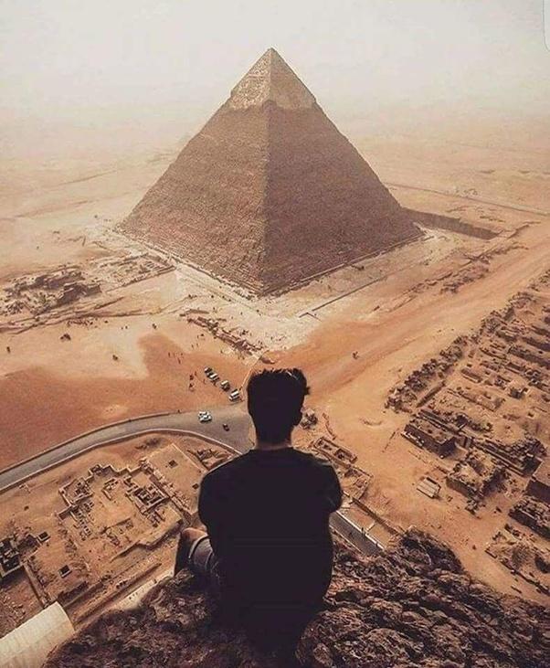 Qui A Construit Les Pyramides : construit, pyramides, Comment, Pyramides, Kheops, Ont-elles, été, Créées, égyptiennes, Général, Quora