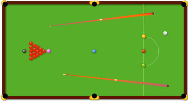 What instructions do you need to set up snooker?