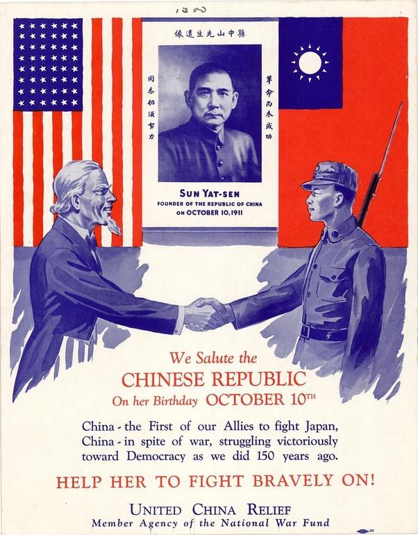Tujuan Jepang Terlibat Dalam Perang Pasifik Adalah : tujuan, jepang, terlibat, dalam, perang, pasifik, adalah, Mengapa, Tiongkok, Tidak, Terlibat, Dalam, Perang, Dunia, Kedua?, Quora
