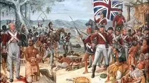 British Colonization   COMPLIANT PAPERS