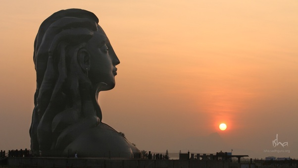 Lord Buddha Animated Wallpapers What Are The Places To Visit In Isha Yoga Quora