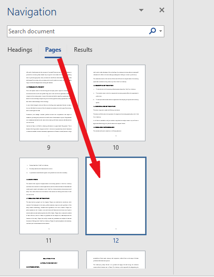 How To Delete Page Numbers In Word : delete, numbers, Delete, Extra, Pages, Microsoft, Quora