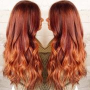 colour ginger hair