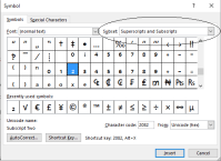 How to put a squared symbol in Microsoft Word - Quora