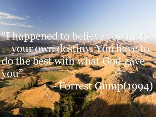 Beautiful What Are Some Famous Forrest Gump Quotes Quora Ivoiregion