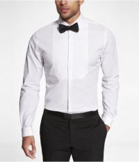 What is best shirt and tie combination with black tuxedo ...