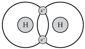 Why do two H atoms combine to form H2 molecules while He