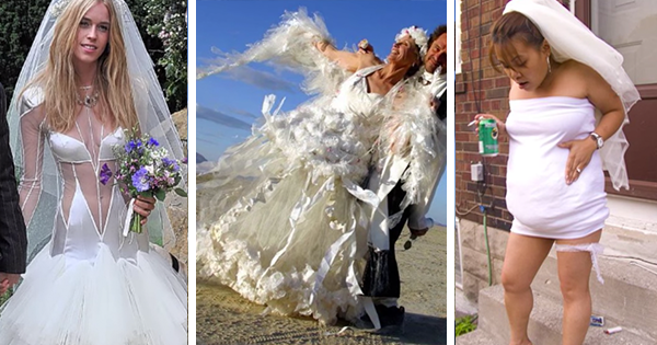 What Makes A Wedding Dress Ugly?