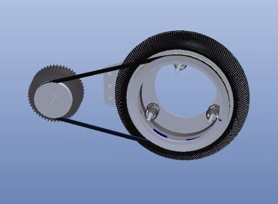 Study The Diagram Of The Wheel And Axle Below Carefully