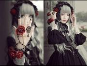 make goth clothing kawaii