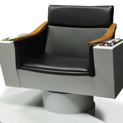 Anthro Ergonomic Verte Chair Black Kitchen Chairs What Is The Most High Tech For Work You Have Ever Seen Quora Star Trek Enterprise Captain S