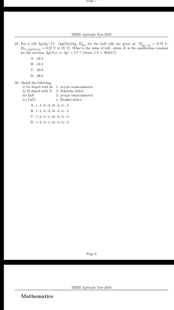 Where can I find previous year papers with solutions for