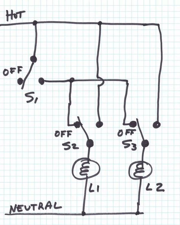master control house wiring diagram