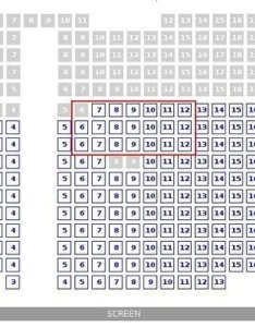 Image source seat layout from pvr imax cinemas also in which row should you sit an theater for optimal viewing rh quora