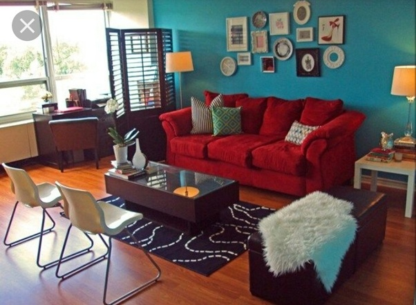 It hasn't been for a good long while. What wall color goes well with a red leather couch? - Quora