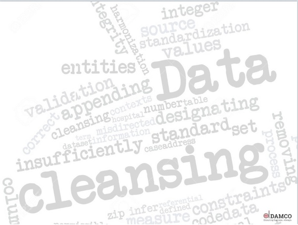 Who offers Data Cleansing or Data Scrubbing Services in