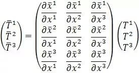 Am I correct to say that tensor is really just a notation