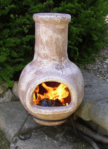 Can you use a fairly large  wide clay pot as a DIY fire pit  Quora