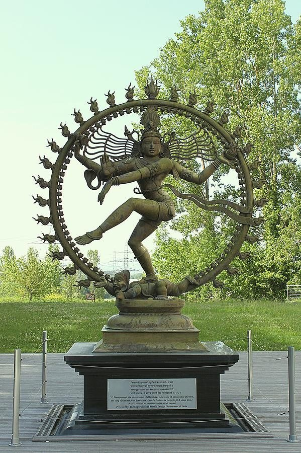 How was Lord Shiva Thandavam's movement related to the movement of the God Particle? Did our ancestors know the details of the God Particle then ...