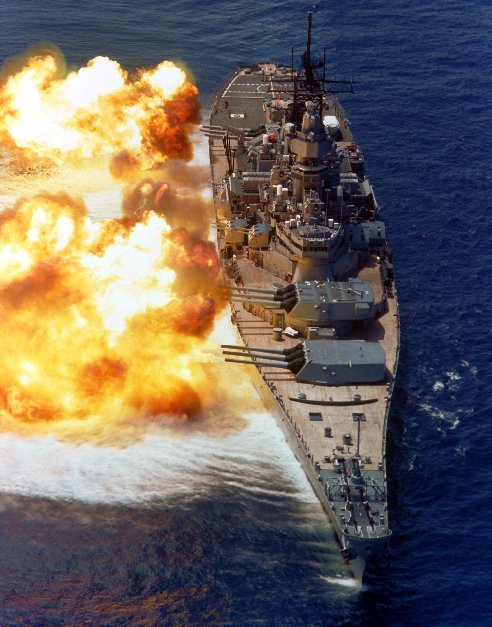 hight resolution of against battleship musashi