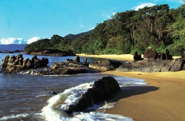 Located Where African Are Savannas
