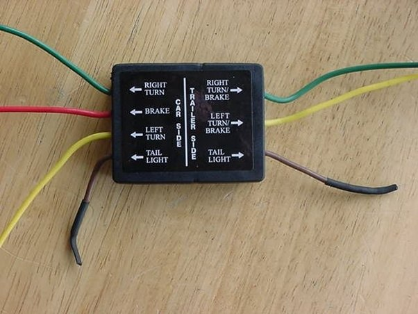 Trailer Light Wiring On Wire Testers And Turn Park Lights On And Find