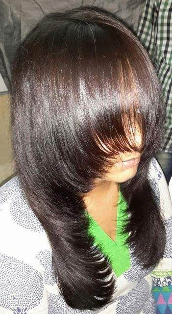 What Is A Nice Low Maintenance Fringebangs Haircut For A