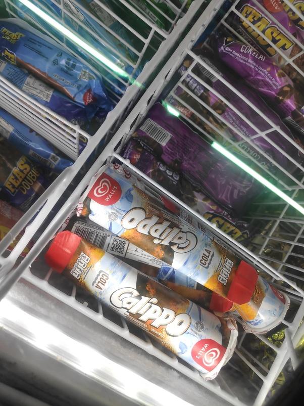 Es Cream Viennetta Indomaret Harga : cream, viennetta, indomaret, harga, Pendapatmu, Tentang, Wall's, Calippo, Kembali, Diproduksi, Ulang?, Quora