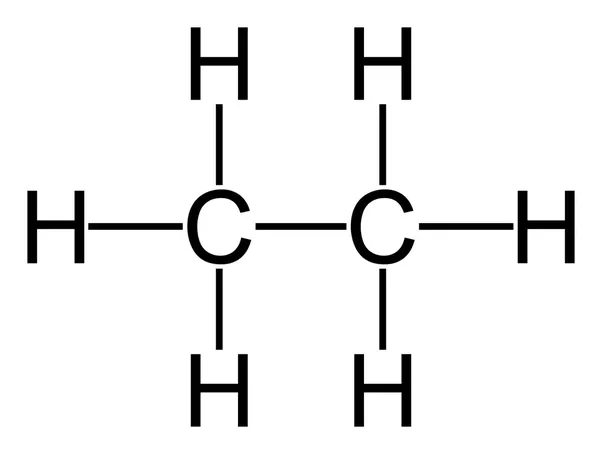 What is the structural formula for condensed cyclobutene