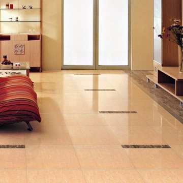 What is better tile, marble or wooden floors?