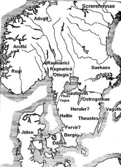 Negara Skandinavia Terbesar : negara, skandinavia, terbesar, Negara, Skandinavia?, Quora