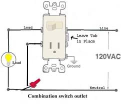 [Get 33+] Wiring Diagram For Light Switch And Outlet Combo