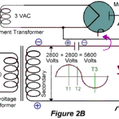 Emerson Electric Motor Wiring Diagram What Does A Climate Summarize How Many Volts The Output Of Transformer Microwave Oven Have? - Quora