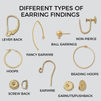 What are types of earrings? - Quora