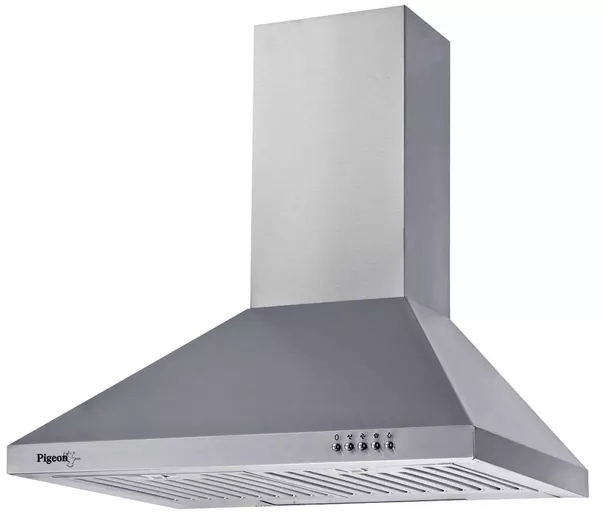 kitchen chimney without exhaust pipe diy outdoor which brand is best for home quora pigeon sterling dlx