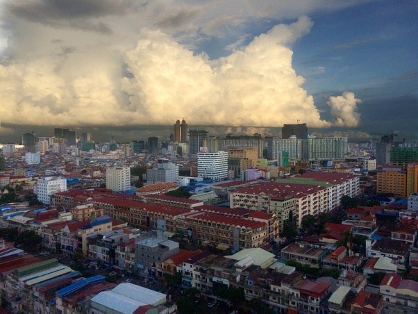 Where Do The Richest People Live In Phnom Penh Quora