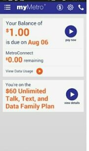 How To Pay Metro Pcs Phone Bill : metro, phone, Metro, Online, Using, Debit, Quora