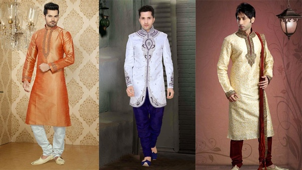 As A Man, What Should I Wear In An Indian Wedding?