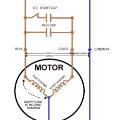 Dual Voltage Single Phase Motor Wiring Diagram 230 Volt If A Hums But Refuses To Start What Are The Here Is Simple Of Showing Starting Winding