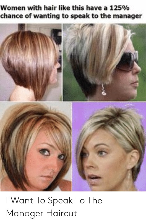 What's A Karen Haircut : what's, karen, haircut, 'Karen', Haircut, Like?, Quora