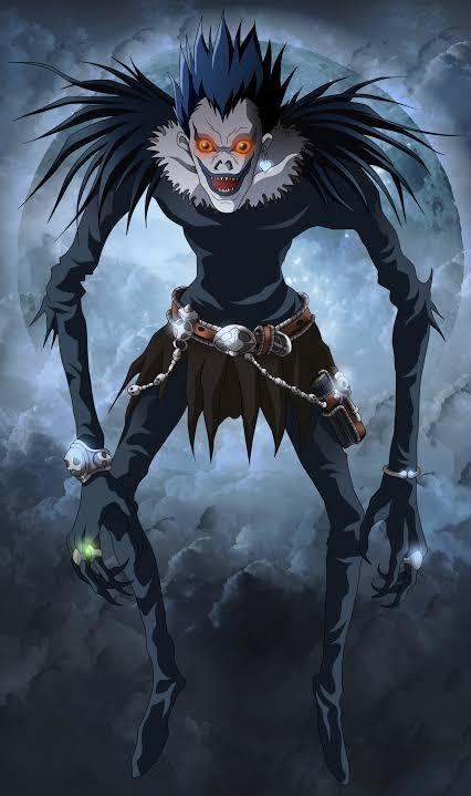 Scary Anime Pictures : scary, anime, pictures, Death, Scary, Anime?, Quora