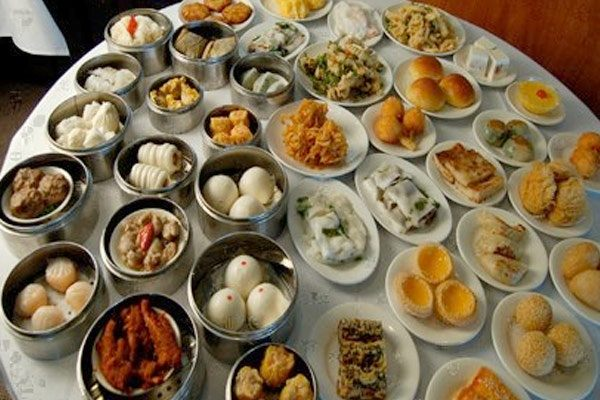 What Are The Different Types Of Dim Sum Served In Chinese